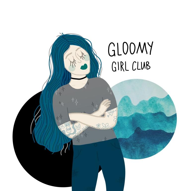 gloomy girl club